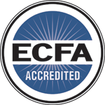 ECFA accredited organization.
